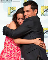 Summer Glau and Sean Maher | © All Rights Reserved Please do… | Flickr
