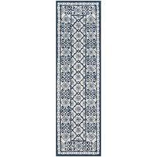 handmade tufted wool blue area rug