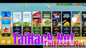 Hack Angry Birds Classic Mod Full Tiền - Game Bắn Chim Cổ Điển Cho Android