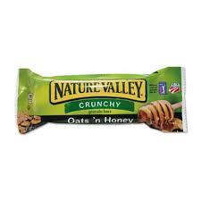 nature valley crunchy granola bars