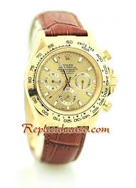 rolex daytona 18k gold wrisch with