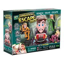 Yulu Operation Escape Lab Board Game Escape Room Escape Room Game Escape Game