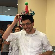 New 2015 Ph.D. - Adam Kaufman   Regal Lab