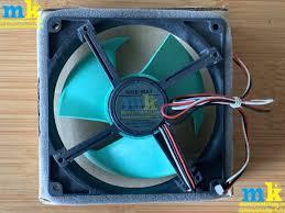 Quạt Tủ Lạnh Sharp 3 Dây Đen Đỏ Trắng 12,5Cm - Điện Máy Minh Khang