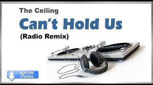 the ceiling can t hold us radio remix