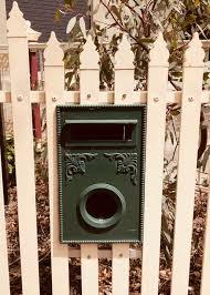 Kookaburra Letterboxes Chatterton Lacework