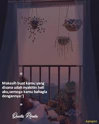 quotes rindu makasih gung facebook