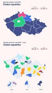 Seznam Zprávy - Téměř definitivní výsledky krajských i... | Facebook