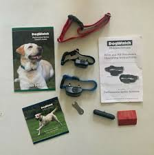 Dogwatch R12m Mini Receiver Collar Hidden Fence Dog Containment Boundary R12 M For Sale Online Ebay