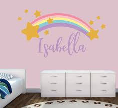 Personalised Any Name Frozen Wall Decal 3d Art Stickers Vinyl Room Bedroom 10