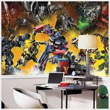 Transformers Giant Xl Wall Mural 6 X 10 Feet