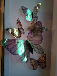 Largebutterfly Butterflydecor Nurserybutterfly Butterflywall Babyshower Weddingbackdrop We Butterfly Wall Decor Butterfly Wall Stickers Wedding Wall