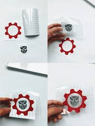 How To Make Vinyl Stickers Domestic Heights