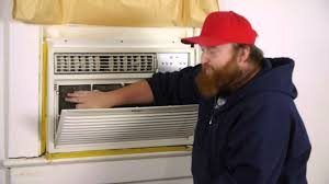 how to de ice a window air conditioner