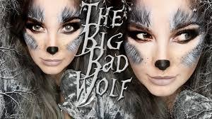 the big bad wolf makeup tutorial you