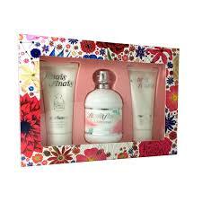 perfume sets cacharel anais anais 3 pcs