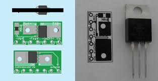 mod box wiring diagram mos fet together