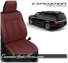 2019 ford expedition custom leather