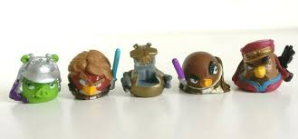 ANGRY BIRDS STAR WARS TELEPODS & NONE TELEPODS - Angry Bird Sets ...