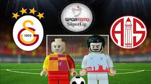 Galatasaray Antalyaspor Maç Özeti 3-0 12.02.2018 (LEGO SÜPER LİG ...