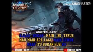 quotes cinta versi mobile legend