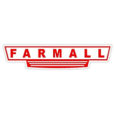 Amazon Com Decals And Parts 29 Small Farmall Sticker Window Decal Automotive