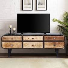 wooden lcd tv stand living room ideas