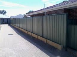 Colorbond Fencing Canberra Panels Gates Extensions