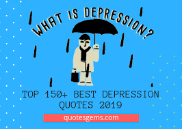 top best depression quotes motivational