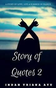 story of quotes ii senyum wattpad