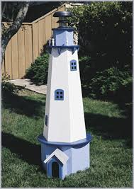 lighthouse woodworking plans