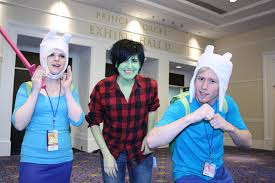fionna adventure time with finn and