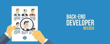 Backend Developer for Compactible Skills Recruitment