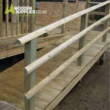 Machine Half Round Wooden Rail 3 6m X 100mm Woodensupplies Uk Wooden Supplies