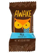 awake milk chocolate candy bites 0 53