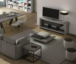 temahome slate square coffee table in