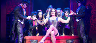 Meet the Cast: New British 'Rocky Horror Show' | Anglophenia