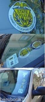 Nj Police Former Troopers Window Decal Sticker Stfa 469329387