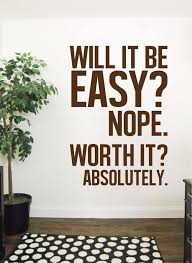 Motivational Quote Wall Decal For Home Bedroom Office Girl Or Boy Room Gym Fitness Sport Large Motivational Wall Art Sticker Lettering Wall Quotes Wall Quotes Decals Motivation Wall
