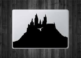 Hogwarts Castle School Of Witchcraft And Wizardry Inspired Vinyl Dec Azvinylworks