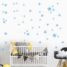 38pcs Star Removable Art Vinyl Mural Home Room Decor Kids Rooms Wall Stickers Walmart Com Walmart Com