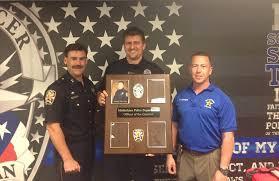 Congratulations to Officer Aaron Walters... - Midlothian Police Department  - Texas   Facebook