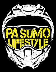 Pa Sumo Helmet Logo Vinyl Decal 4in X 3 5in Pa Sumo Lifestyle
