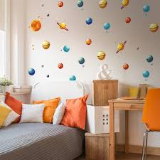 Solar System Wall Decal Wayfair