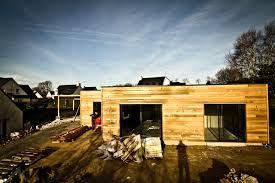 maison bois en brene