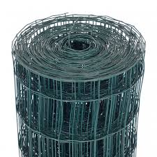 1 2m X 25m Green Pvc Coated Galvanised Steel Mesh Stock Fencing 39 99 Oypla Stocking The Very Best In Toys Electrical Furniture Homeware Garden Gifts And Much More