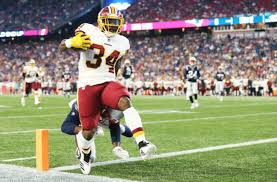 Report: Redskins activate RB Byron Marshall from Injured Reserve