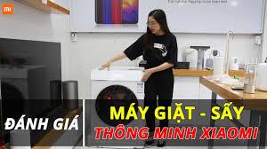 Trên tay máy giặt thông minh Xiaomi: VỪA GIẶT- VỪA SẤY - ĐIỀU ...
