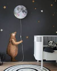 From When We First Launched The Bear Holding The Sleepy Moon Did You Know We Have Bundles In Our Sh Baby Room Wall Wall Stickers Baby Boy Nursery Room Boy
