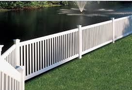 White Pvc Fence Sold To India The White Picket Fence Is A Symbol Of Our Dream This Particular Vinyl Picket Fence Feature Pvc Fence Vinyl Fence Backyard Fences
